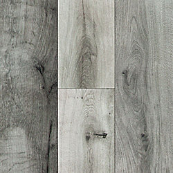 10mm Stockholm Silver Oak High Gloss Laminate Flooring